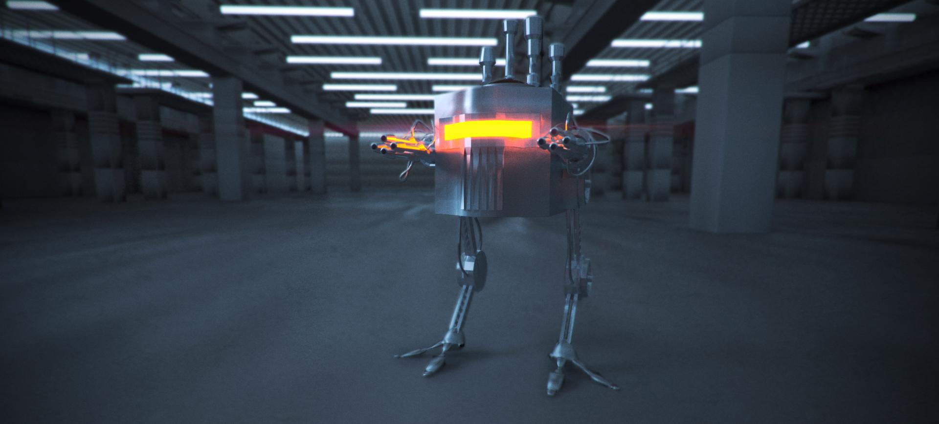 Robot001