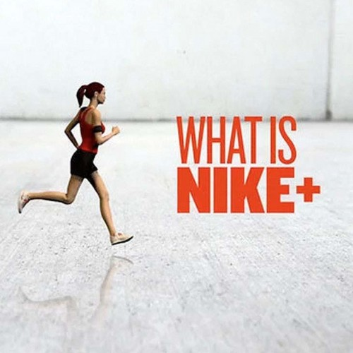 What is Nike+_TW
